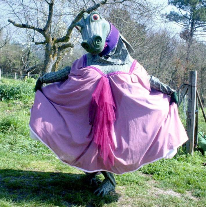 dragon maria chenut fantoches baj